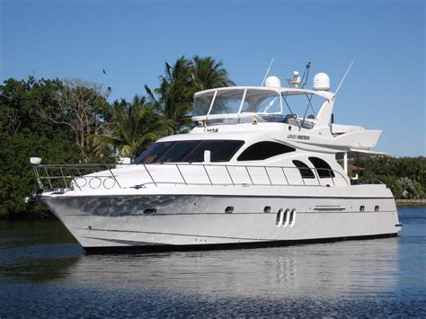 Boat Motor For Sale by 2009 Grand Harbour 66 Motoryacht Power Boat For Sale Www