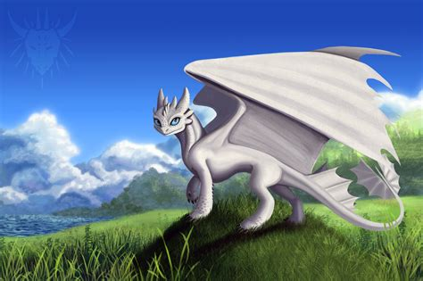 In The Light By Galidor-dragon On Deviantart