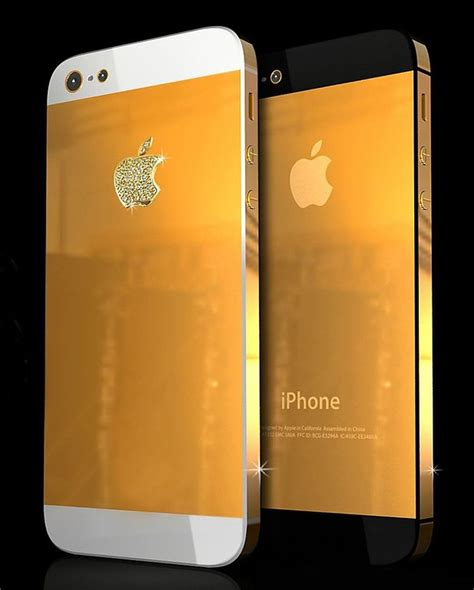 iphone solid gold