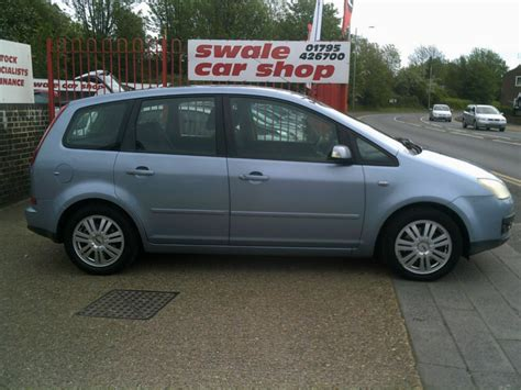 reg ford focus  max tdci ghia manual