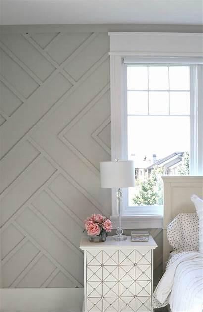 Trim Accent Wall Bedroom Molding Designs Decor