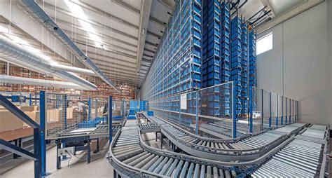 spare parts warehouse organization interlake mecalux