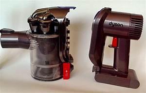 Dyson Staubsauger Akku : dc45 dyson da kann man die zykloneneinheit vom motor trennen der motorfilter liegt dazwischen ~ Yasmunasinghe.com Haus und Dekorationen