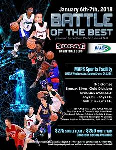 Battle of the Best at the MAP Sports Facility - January 6 ...