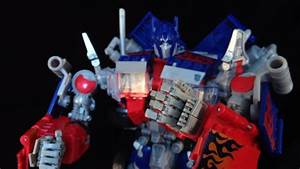 U F O Full Poseable Hands For Transformers Leader Class Optimus Prime
