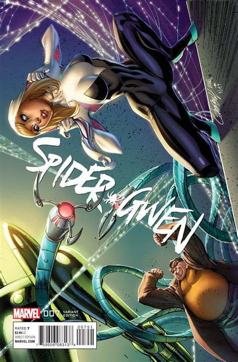 gwen spider campbell scott comic marvel comics variant connecting mary covers series stacy artist nei ruffino preview spiderman colours 2nd