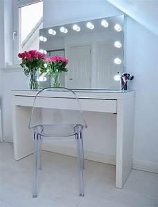 Table De Maquillage Ikea : new makeup storage my ikea malm makeup vanity for the ~ Teatrodelosmanantiales.com Idées de Décoration