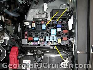 Fj Cruiser Subwoofer Wiring Diagram