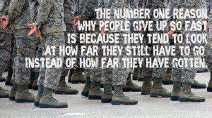 army training quotes quotesgram motivational