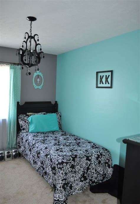 amazing teal  brown bedroom ideas   interior god