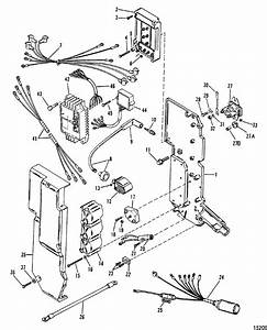 Electrical Components For Mariner    Mercury 75  90 Hp 3 Cylinder