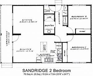 2 bed granny flats small willow grove With floor plans for 2 bedroom granny flats