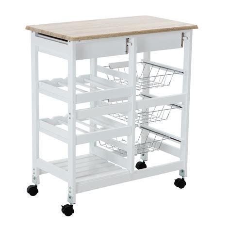 kitchen cart dining table portable oak kitchen island cart trolley rolling storage