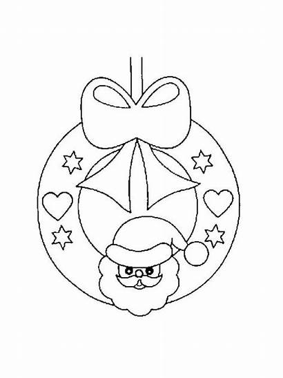 Christmas Decorations Coloring Pages Printable Holiday Recommended