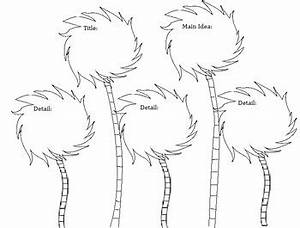 The Lorax Comprehension Truffula Trees by Owl About First ...