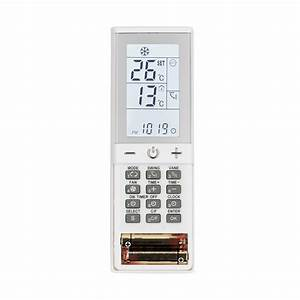 Domain Air Conditioner Remote Control Instructions