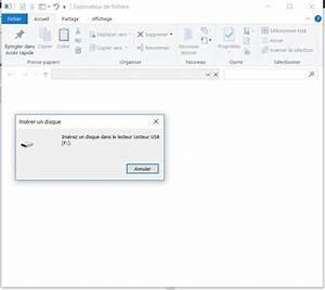 Clé Usb Non Reconnue : clef usb non reconnue avec windows 10 microsoft community ~ Medecine-chirurgie-esthetiques.com Avis de Voitures