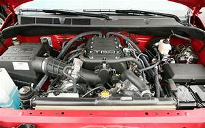 Power To The  Big Truck  People  Toyota Supercharges The