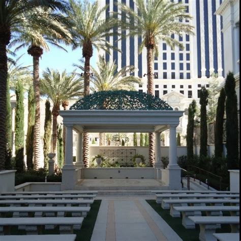 juno garden caesars palace las vegas i got married here