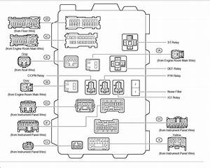 Diagram  2001 Toyota Avalon Service Repair Shop Set Oem 2