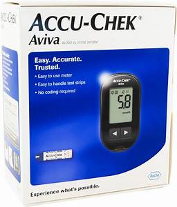 Accu-chek Aviva Glucometer Price In India