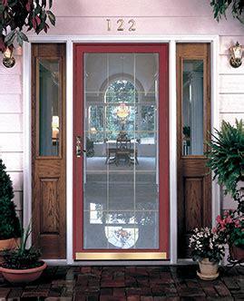 storm doors replacements champion windows doors