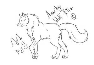 How to Draw Wolf Drawings