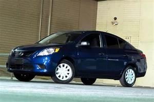 2014 Nissan Versa S Review  Car Reviews