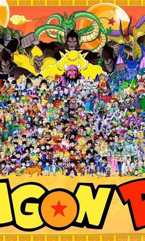 dragon ball   characters wallpapers desktop