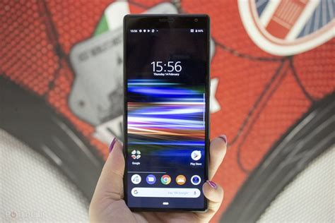 sony xperia 10 plus initial review mid range marvel