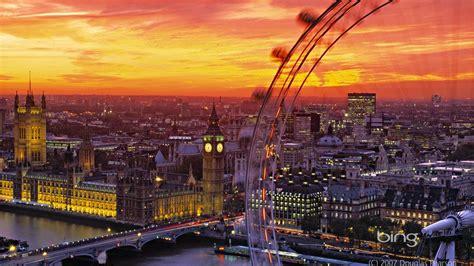 microsoft bing london theme desktop wallpaper  preview