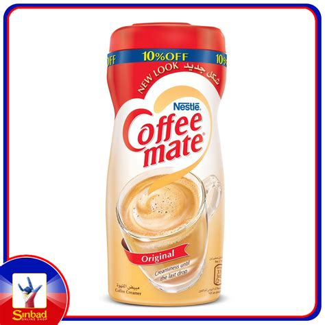 We'll review the issue and make a. Nestle Coffee Mate Non Dairy Coffee Creamer Original 400g