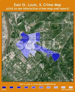 East St. Louis crime rates and statistics - NeighborhoodScout