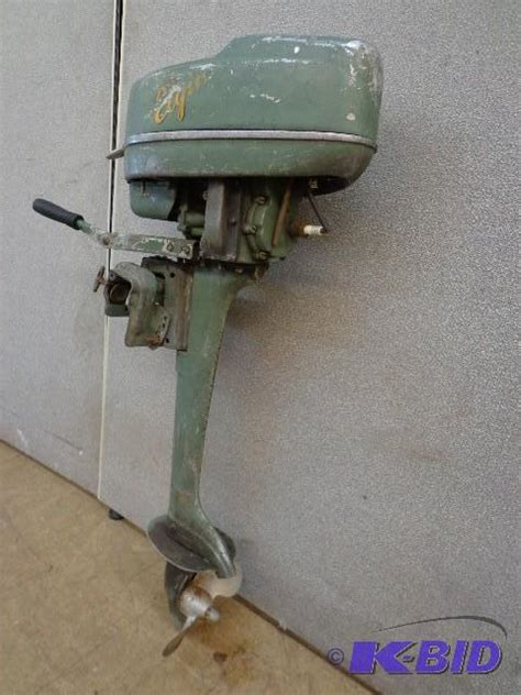 Boat Motors At Sears by Elgin Outboard Boat Motor Sears And Auctions