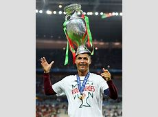 Portugal 'No one believed in us,' elated Cristiano