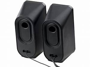 Boxen Ohne Kabel : auvisio pc lautsprecher stereo lautsprecher mit usb stromversorgung 24 watt 3 5 mm klinke ~ Eleganceandgraceweddings.com Haus und Dekorationen