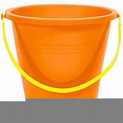 Clipart Pail Sand Clip Clker Vector Rating