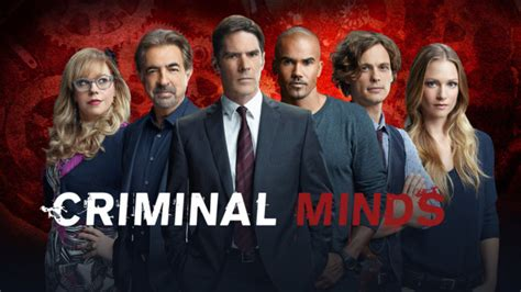 pin on criminal minds all the way