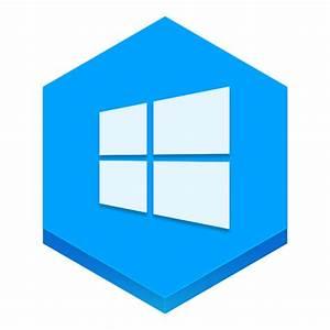 Windows Icon Hex Iconset Martz90
