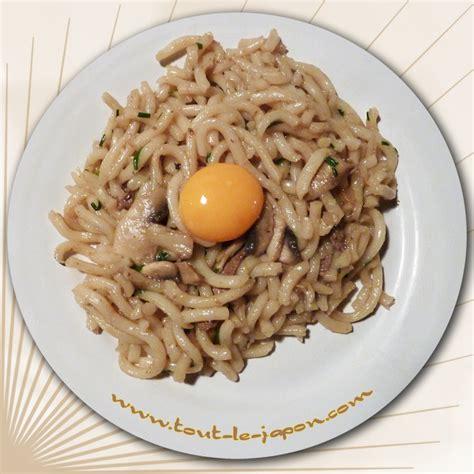 recettes cuisine japonaise recette de cuisine japonaise le sukiyaki udon