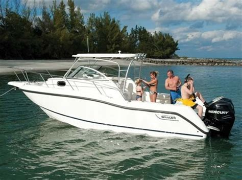 How Much Are Boston Whaler Boats by 2011 Boston Whaler 255 Conquest Walkarounds Boat Review