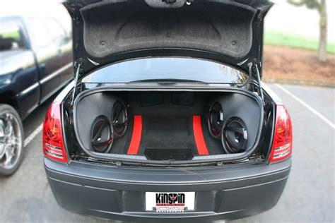 Chrysler 300 Stereo Upgrade by 2006 Chrysler 300c Gets Dramatic Stereo Overhaul