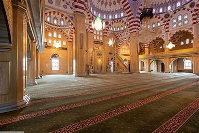 Mosque Grozny Chechnya Heart Russia Istanbul Increased