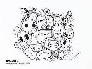 New video | A quick kawaii doodle by PicCandle.deviantart ...