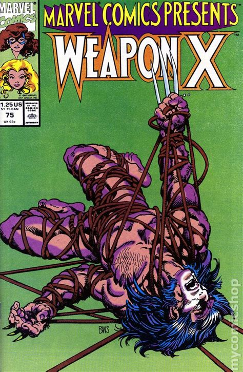 Comic books in 'Wolverine Weapon X'