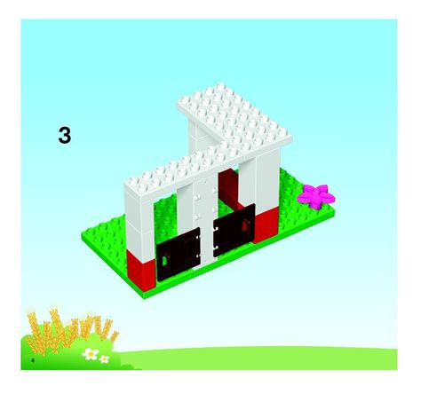 Instructions For 56481  Horse Stables Bricksargzcom