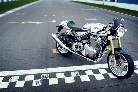 The All New Norton Commando 961 Cafe Racer