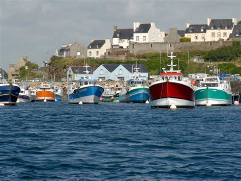 le conquet ports de p 234 che p 234 che et aquaculture p 234 che 201 conomie parc naturel marin iroise