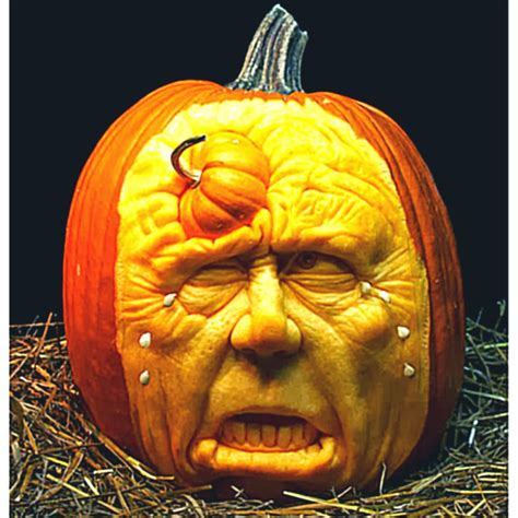 pumpkin carving healing with herbs pumpkin art ray villafane