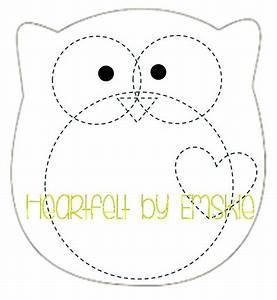 1000 ideas about owl templates on pinterest owl With felt shape templates